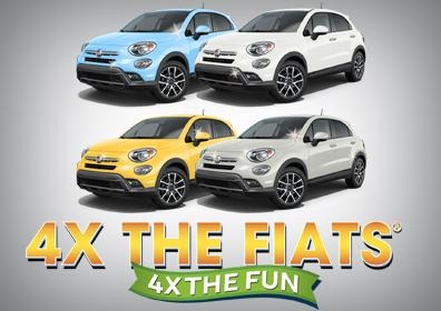 4x the Fiats card
