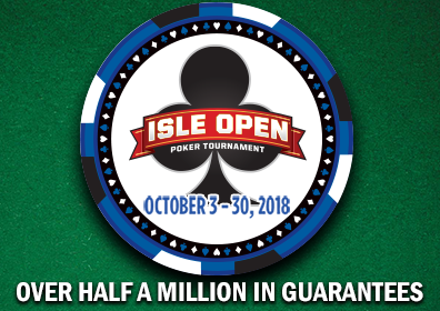 Isle Open Card