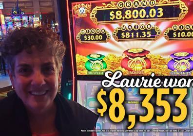 Laurie Jackpot Winner