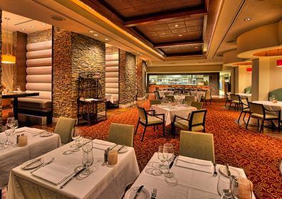 View inside of Farraddays Steakhouse