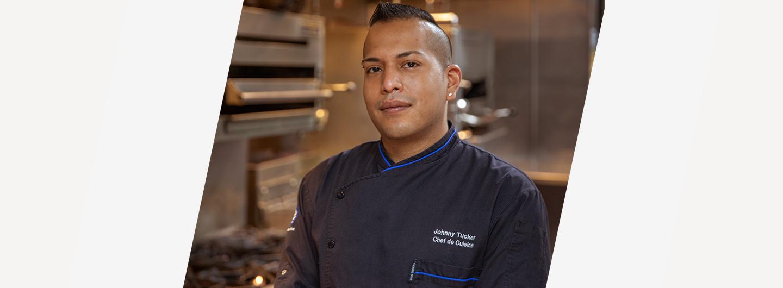 Chef Tucker
