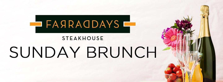 Farraddays Sunday Brunch