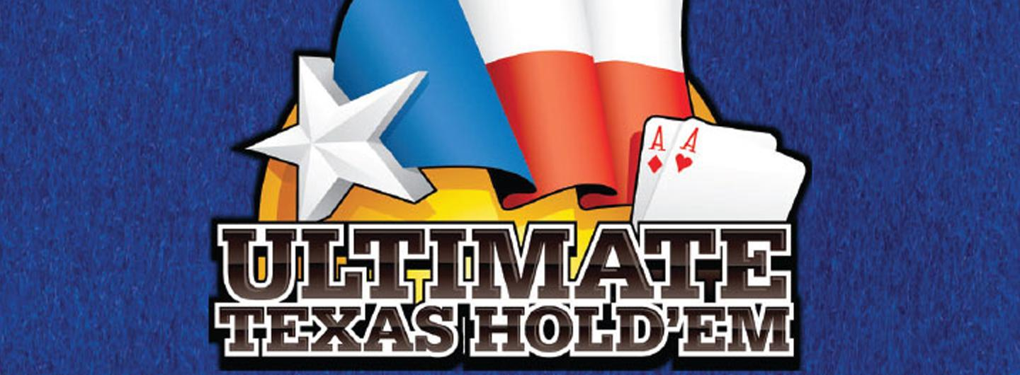 Ultimate Texas Hold'em promotion