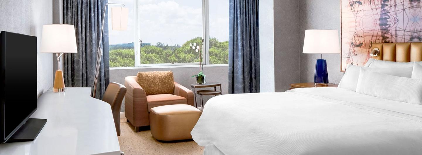 View of a room at Westin Fort Lauderdale