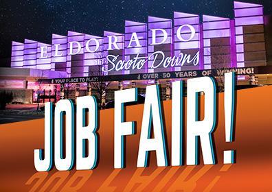 Job Fair at Eldorado Gaming Scioto Downs