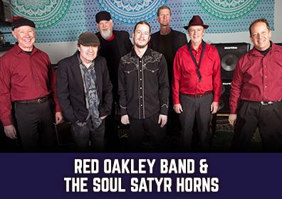 Red Oakley Band & The Soul Satyr Horns at The Brew Brothers at Eldorado Scioto Downs