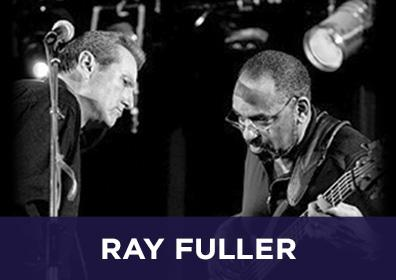 Advertisement for Live Entertainment at The Brew Brothers featuring Ray Fuller