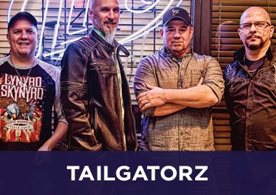 Advertisement for Tailgatorz at The Brew Brothers at Scioto Downs
