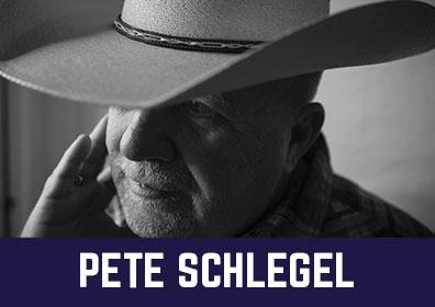 Advertisement for Pete Schlegel at The Brew Brothers at Scioto Downs