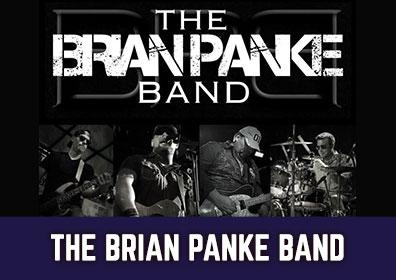 Advertisement for The Brian Panke Band at The Brew Brothers at Scioto Downs