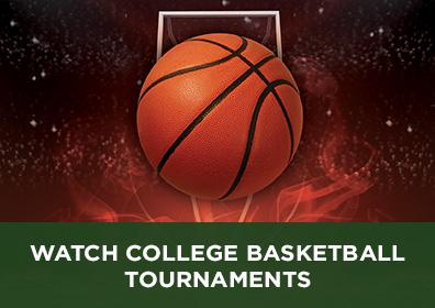 Advertisement for College Basketball Tournaments at The Brew Brothers at Eldorado Scioto Downs