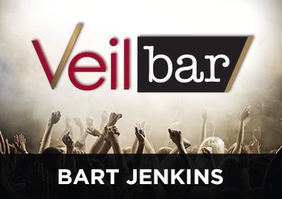 Bart Jenkins at the Veil Bar at Eldorado Gaming Scioto Downs