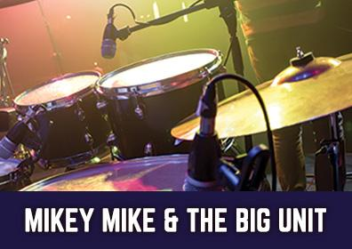 Mikey Mike & The Big Unit at The Brew Brothers at Scioto Downs