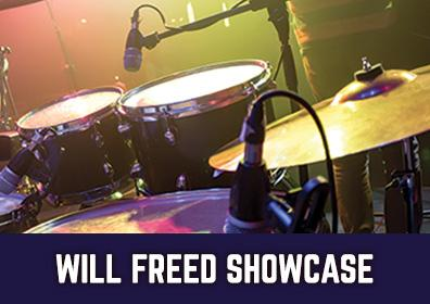 Advertisement for Live Entertainment at The Brew Brothers featuring Will Freed