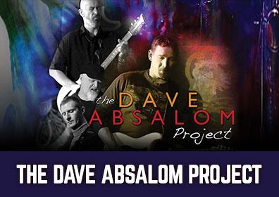 Advertisement for The Dave Absalom Project at The Brew Brothers at Scioto Downs