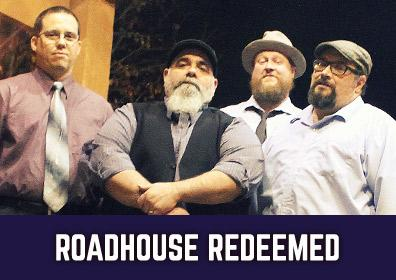 Advertisement for Roadhouse Redeemed at The Brew Brothers at Scioto Downs
