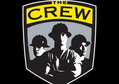 The Crew soccer team logo