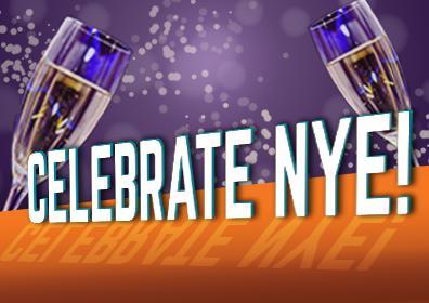 Advertisement for Cirque Scioto New Year's Eve at Eldorado Scioto Downs
