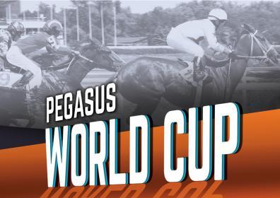 Advertisement for simulcast at the Eldorado Scioto Downs Racebook