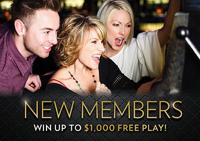 Advertisement for the ONE Club card for new members at Eldorado Scioto Downs