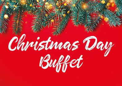 Christmas Buffet at Eldorado Scioto Downs in Columbus, Ohio
