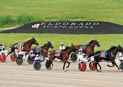 Advertisement for Eldorado Scioto Downs in Columbus, Ohio
