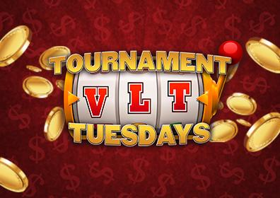 Advertisement for Tournament Tuesdays at Eldorado Scioto Downs