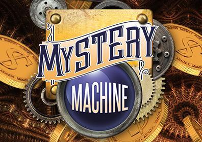 Mystery Machine at Eldorado Scioto Downs