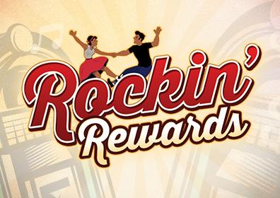 Rockin' Rewards at Eldorado Scioto Downs