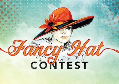 Fancy Hat Contest at Eldorado Scioto Downs