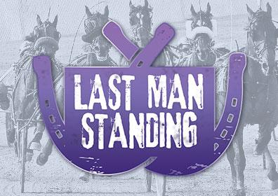 Advertisement for Last Man Standing at Eldorado Scioto Downs