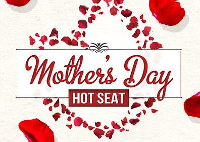 Mother's Day Hot Seat at Eldorado Gaming Scioto Downs