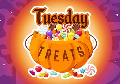 Advertisement for Tuesday Treats at Eldorado Scioto Downs