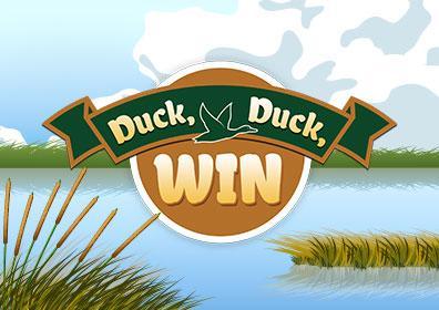 Advertisement for Duck, Duck, Win at Eldorado Scioto Downs