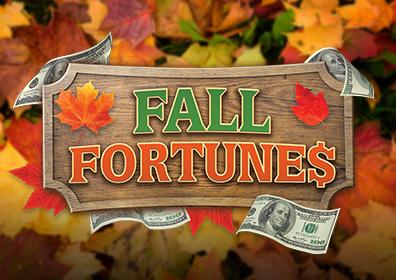 Advertisement for Fall Fortunes at Eldorado Scioto Downs