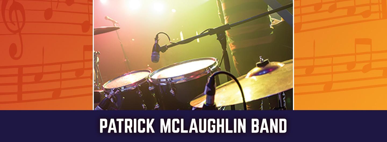 Patrick McLaughlin Band at The Brew Brothers at Eldorado Scioto Downs