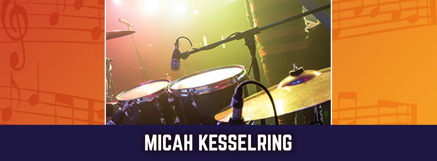 Advertisement for Micah Kesselring at The Brew Brothers at Eldorado Scioto Downs