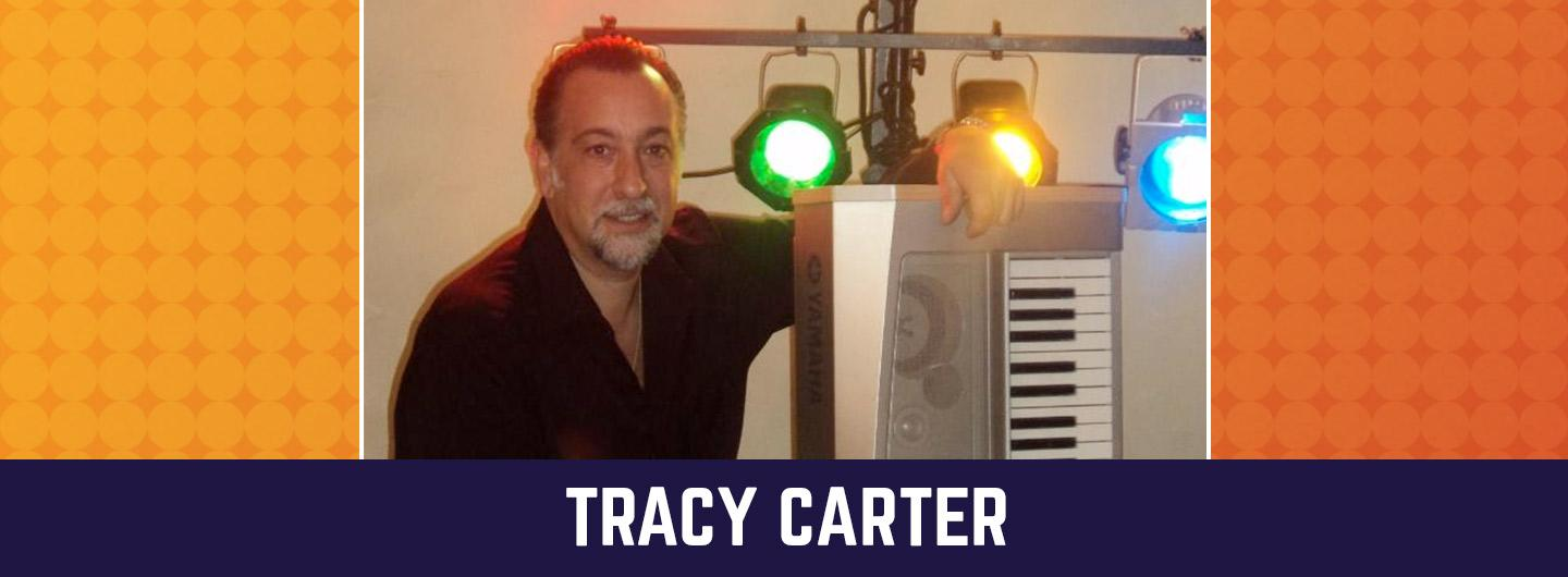 Advertisement for Live Entertainment at The Brew Brothers featuring Tracy Carter