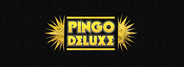 Advertisement for Pingo Deluxe at Eldorado Scioto Downs