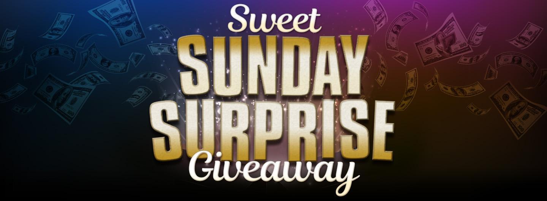 Sweet Sunday Surprise