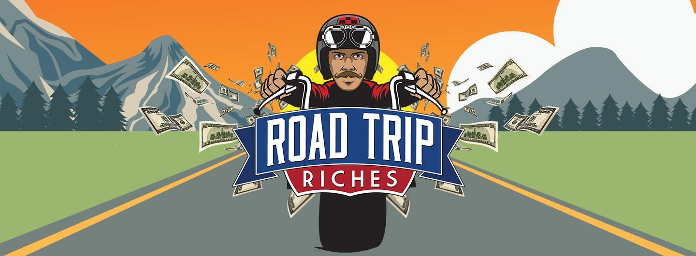 Advertisement for Road Trip Riches at Eldorado Scioto Downs