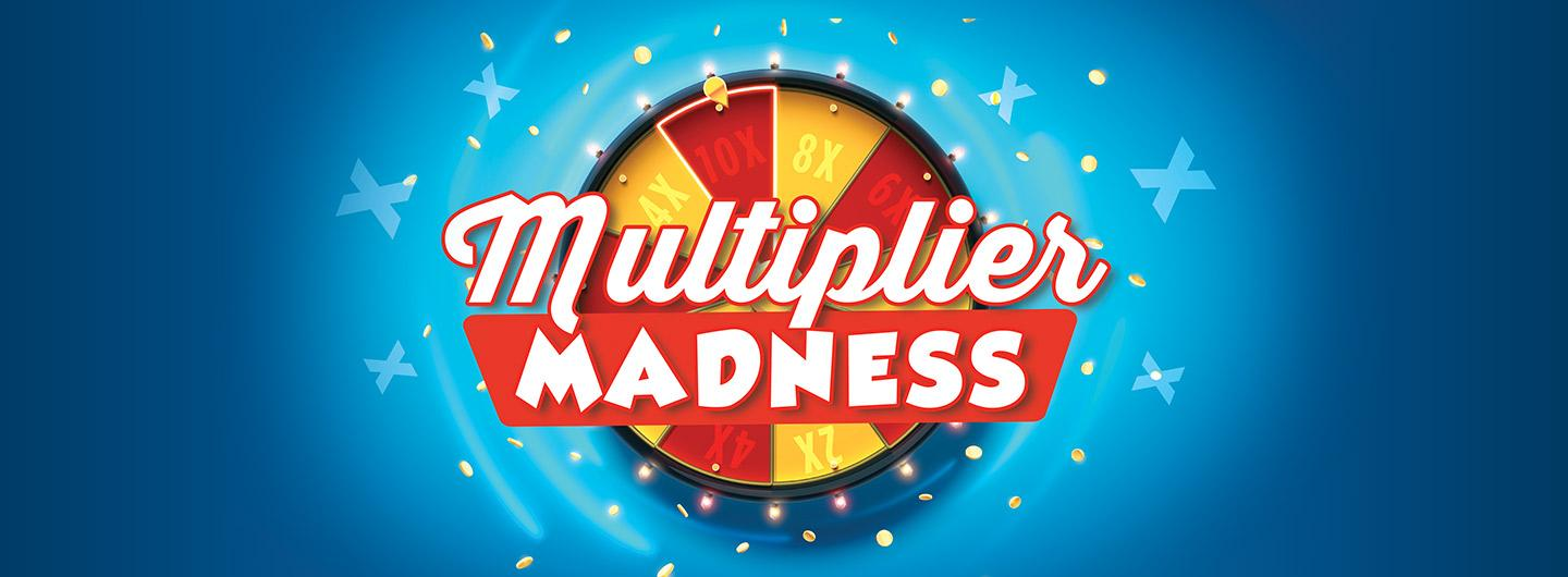 Advertisement for Multiplier Madness at Eldorado Scioto Downs
