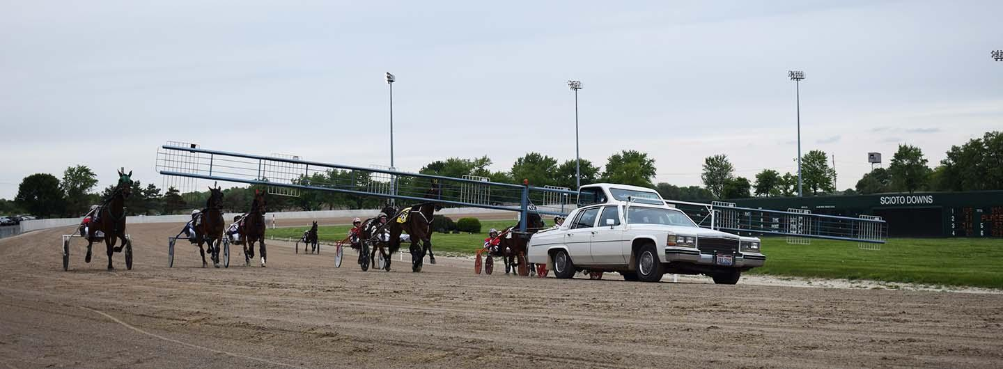 Live Harness Racing at Eldorado Scioto Downs