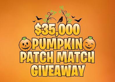 October $35,000 Pumpkin Patch Match