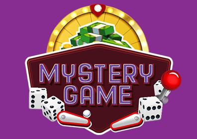 mystery game logo