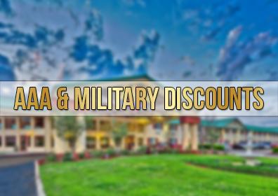 AAA & military discounts