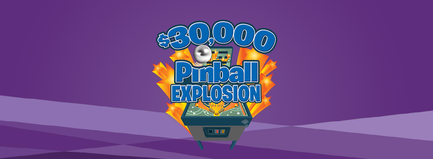 July Pinball Explosion every Tuesday