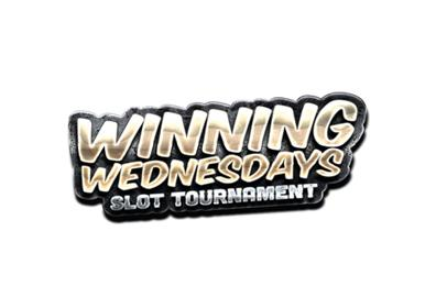 Winning Wednesday slot tournament