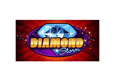 Diamond Storm Slot Machine Game