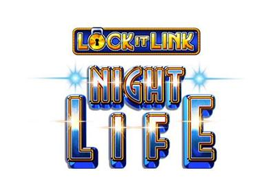 Lock It Link Night Life Slot Machine Game